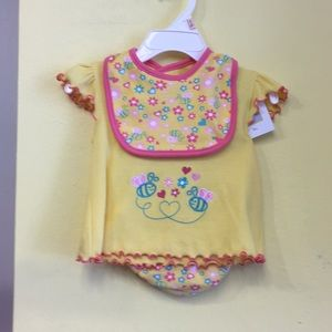 Other - Baby Girl 3pc Play Set